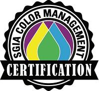 SGIA Color Management Certification