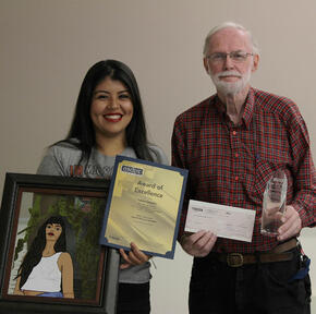 ASDPT Tom Frecska Student Printing Competition Past Winner