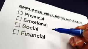 Employee Wellness Checklist