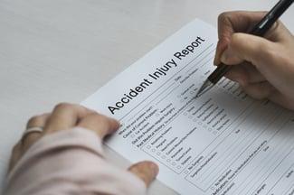 OSHA Injury Form