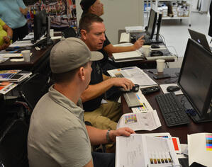 SGIA Color Management Boot Camp Attendees