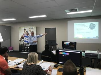 Australian Color Management Workflow Training Printing