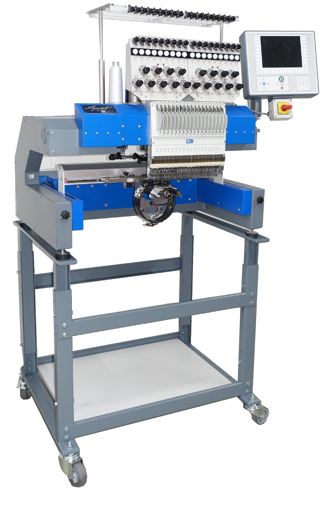 GSG ZSK Sprint 7 Singlehead Embroidery Machine