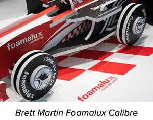 Brett Martin Foamalux Calibre